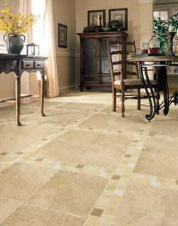 Tile Flooring in Bloomingdale IL