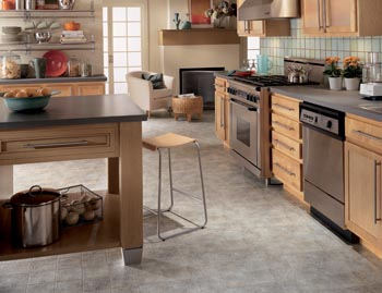 Vinyl Flooring in Bloomingdale, IL