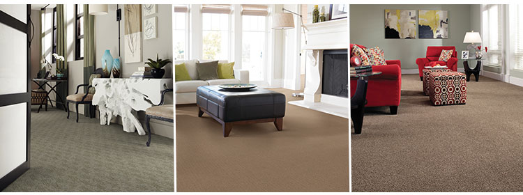 shaw carpet rooms